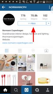 Abonner på Instagram